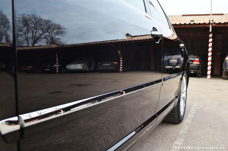 Профессиональная полировка кузова авто в детейлинг центр Авторенессанс Брянск