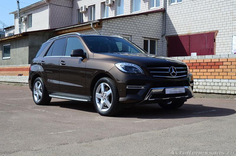 Mercedes-Benz ML350 (26)