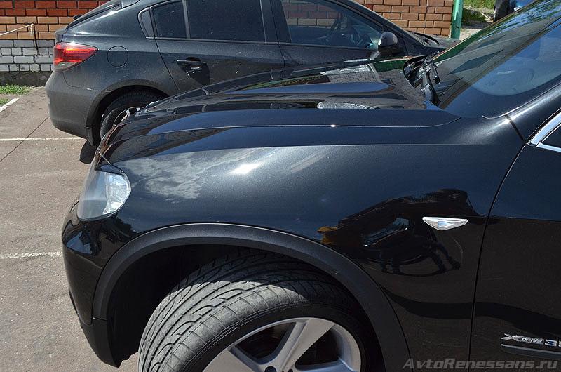Детейлинг полировка BMW X5 Брянск