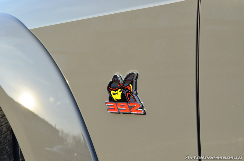 Детейлинг Dodge Challenger2
